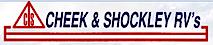 Cheek & Shockley's Company logo