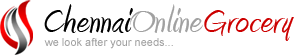 Chennai online grocery's Company logo