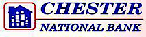 Chester National Bank's Company logo
