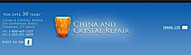 China And Crystal Repair By Dean Schulefand And Associates's Company logo