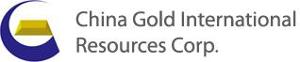 China Gold International's Company logo