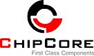 Chipcore's Company logo