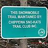 Chippewa Sno-kats Trail Club's Company logo