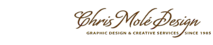 Chris Mole' Design's Company logo