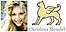 Wisdoming's Competitor - Christina Mendel logo