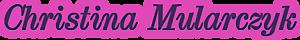 Christina Mularczyk. Design's Company logo