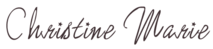 Christine Marie's Company logo
