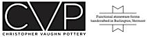 Christopher Vaughn Pottery's Company logo