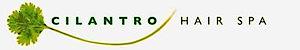 Cilantro Hair Spa's Company logo