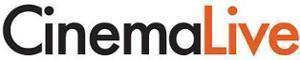 CinemaLive's Company logo