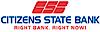 Citizens Bancshares Inc Logo