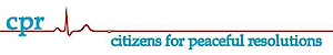 Citizens For Peaceful Resolutions's Company logo