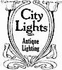 City Lights Antique Lighting's Company logo