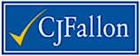 CJ Fallon's Company logo