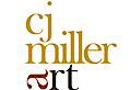 CJ Miller Art's Company logo