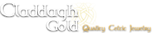 Claddagh Gold's Company logo