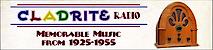 Cladrite Radio's Company logo