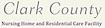 Clark County Nursing Home Logo