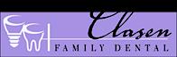 Clasen Family Dental's Company logo
