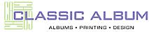 Classic Album's Company logo