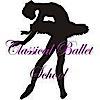 Classical Ballet School's Company logo