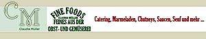 Claudia Mueller Gesinger Fine Foods  Feines Aus Der Obst Und Gemueserei's Company logo
