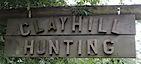 Clay Hill Hunting's Company logo