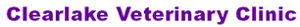 Clearlake Veterinary Clinic's Company logo