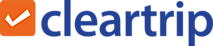 Cleartrip's Company logo