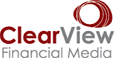 Clearview Financial Media's Company logo