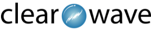 Clearwave's Company logo