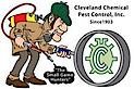 Cleveland Chemical Pest Control's Company logo