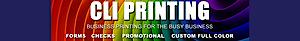 Cli Printing's Company logo