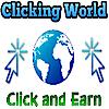 Clickingworld.com - Home Based Earning's Company logo