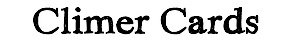 Climer Consulting's Company logo