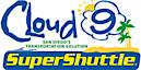 Cloud 9 SuperShuttle's Company logo