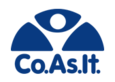 Co. As. It's Company logo