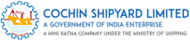 Cochin Shipyard's Company logo