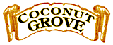 Coconut Grove Yogurt's Company logo