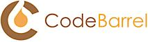 Code Barrel's Company logo