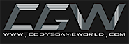 Cody's Game World's Company logo