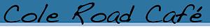 Cole Road Cafe's Company logo
