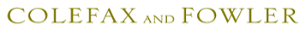 Colefax and Fowler's Company logo