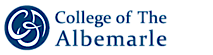 College of the Albemarle's Company logo