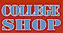 College Shop Logo