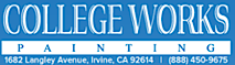 College Works Painting's Company logo