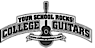 Planet Of Rock's Competitor - Collegeguitars logo