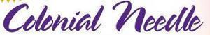 Colonial Needle's Company logo