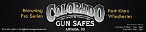 Colorado Gun Safes's Company logo