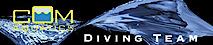 Com Aquatics Diving's Company logo